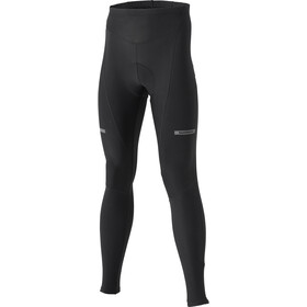 Shimano Winter fietsbroek Heren, black